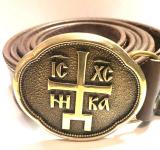 Купить Ремни с православной молитвой онлайн в церковном магазине Афон Украина.
