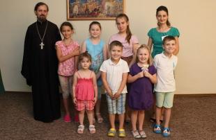 Воскресная школа для детей, Киев