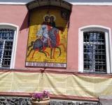 Фото экскурсия в город Вышгород. Храм Бориса и Глеба