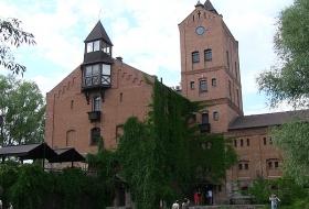 Музей украинской домашней иконы. Замок Радомысль