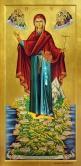 Чудотворная икона Игумения Святой Горы Афонской