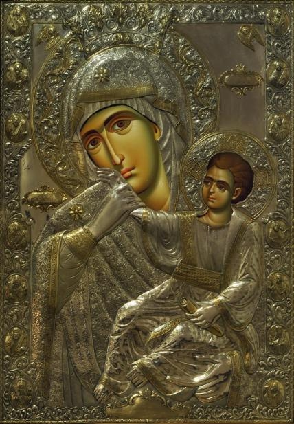 Чудотворная икона Божией Матери Отрада и Утешение
